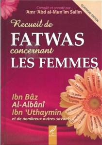 recueil-de-fatwas-concernant-les-femmes-al-hadith