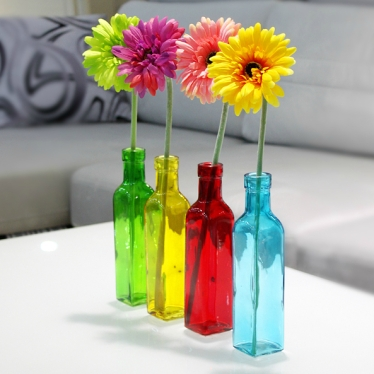 European-4-Color-Glass-Bottle-font-b-Flower-b-font-Vase-Fashion-Small-Glass-Vases-for