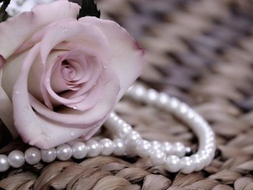 rosa+collana