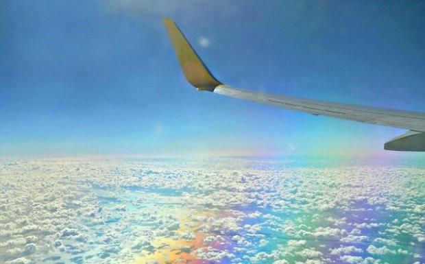 aereo-arcobaleno